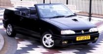 seguro Renault 19 Cabriolet 16S 1.8 16V