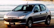 seguro Peugeot 206 Soleil 1.0 16V