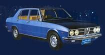 seguro Alfa Romeo 2300 B 2.3 8V