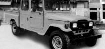 seguro Toyota Bandeirante Picape 3.7 Chassi Longo CD