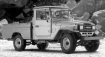 seguro Toyota Bandeirante Picape 4.0 Chassi Curto CS