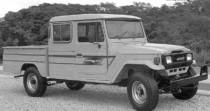 seguro Toyota Bandeirante Picape 4.0 Chassi Longo CD