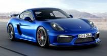seguro Porsche Cayman GT4 3.8