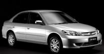 seguro Honda Civic EX 1.7 AT