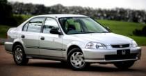seguro Honda Civic LX 1.6