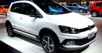 seguro Volkswagen CrossFox Urban White 1.6 16V I-Motion