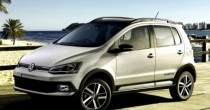 seguro Volkswagen CrossFox Urban White 1.6 16V