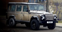 seguro Land Rover Defender 110 RAW 2.4 Turbo