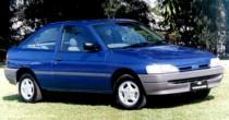 seguro Ford Escort GL 1.8