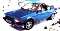 seguro Ford Escort XR3 1.6 Conversível