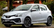 seguro Toyota Etios Platinum 1.5 AT