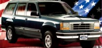 seguro Ford Explorer XLT 4.0 V6 4x2 AT