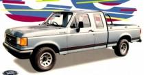 seguro Ford F-1000 XLT Super Cab 4.9 CE