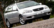 seguro Toyota Fielder 1.8 AT