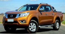 seguro Nissan Frontier LE 2.3 Turbo 4x4 AT