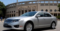 seguro Ford Fusion Hybrid 2.5