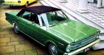 seguro Ford Galaxie LTD 4.8 V8