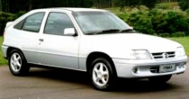 seguro Chevrolet Kadett GLS 2.0