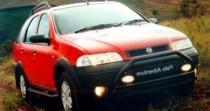 seguro Fiat Palio Weekend Adventure 1.6 16V