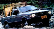 seguro Ford Pampa L 1.6 4x4
