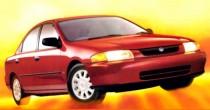 seguro Mazda Protegé LX 1.8