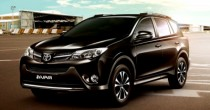 seguro Toyota RAV4 2.5 4x4