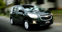 seguro Chevrolet Spin LT 1.8 AT