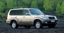 seguro Hyundai Terracan 2.9 CRDi Turbo
