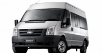 seguro Ford Transit Van 2.4 Turbo