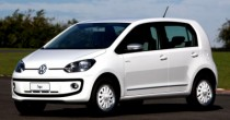 seguro Volkswagen Up Black/White/Red 1.0 I-Motion