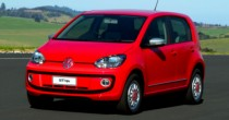 seguro Volkswagen Up Black/White/Red 1.0 TSi