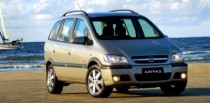 seguro Chevrolet Zafira Comfort 2.0 8V