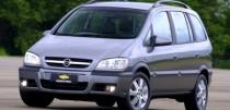 seguro Chevrolet Zafira Elegance 2.0 8V