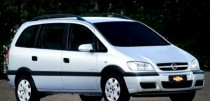 seguro Chevrolet Zafira Expression 2.0 8V AT