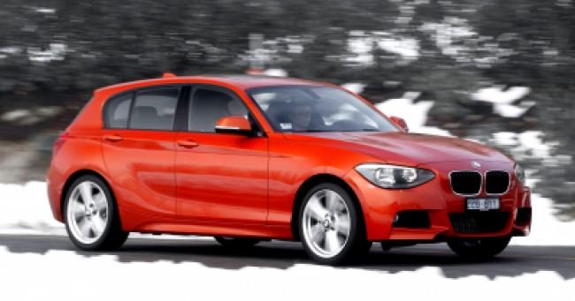 Cotação de seguro BMW 125i