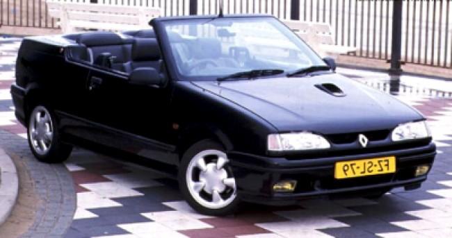 Seguro 19 Cabriolet 16S 1.8 16V 1995