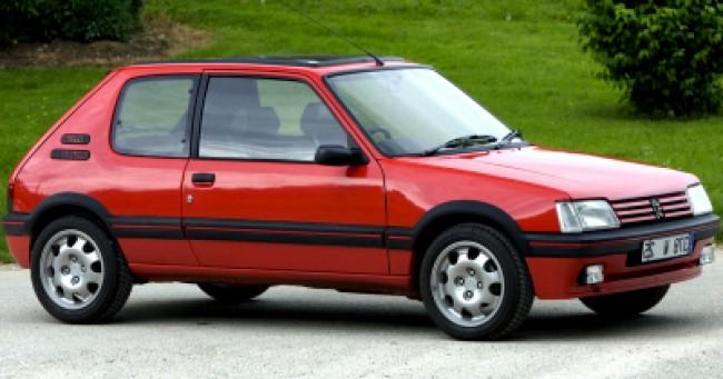 Seguro 205 GTi 1.9 1992