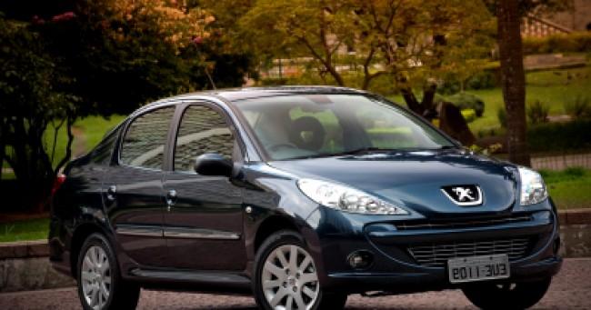 Cotação de seguro 207 Passion XR Sport 1.4