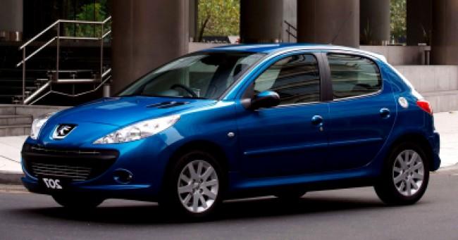 Cotação de seguro 207 XR Sport 1.4 8V
