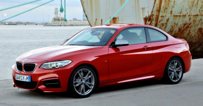 valor do seguro BMW 235i