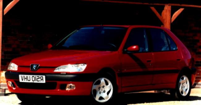 Cotação de seguro 306 Rallye 1.8 16V