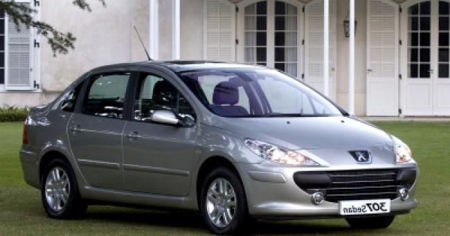 Cotação de seguro 307 Sedan Griffe 2.0 AT