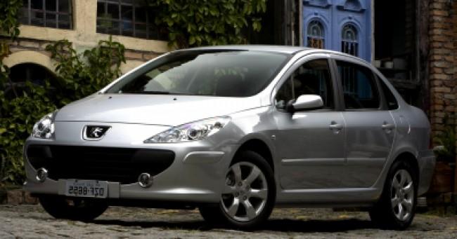 Cotação de seguro 307 Sedan Presence 1.6