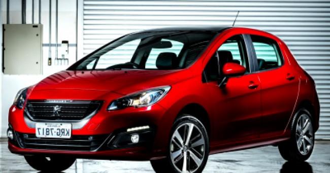 Cotação de seguro Peugeot 308