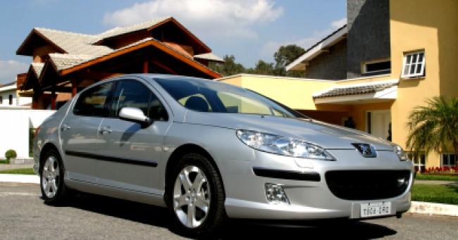 Seguro 407 3.0 V6 2005