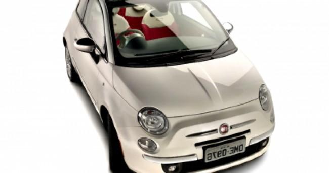 Seguro 500 Cabriolet 1.4 16V AT 2014