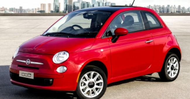 Cotação de seguro Fiat 500