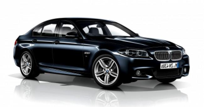 Cotação de seguro BMW 535i