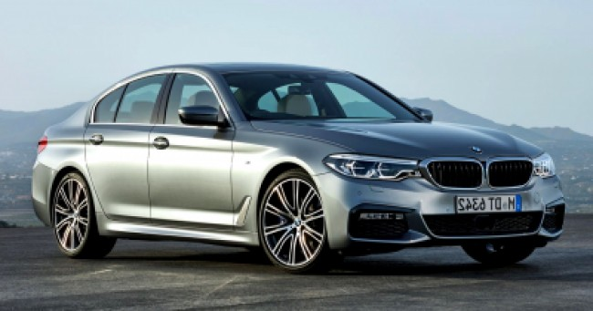 valor do seguro BMW 540i