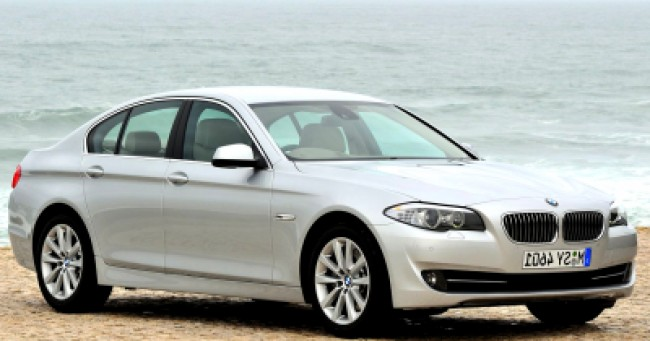 valor do seguro BMW 550i